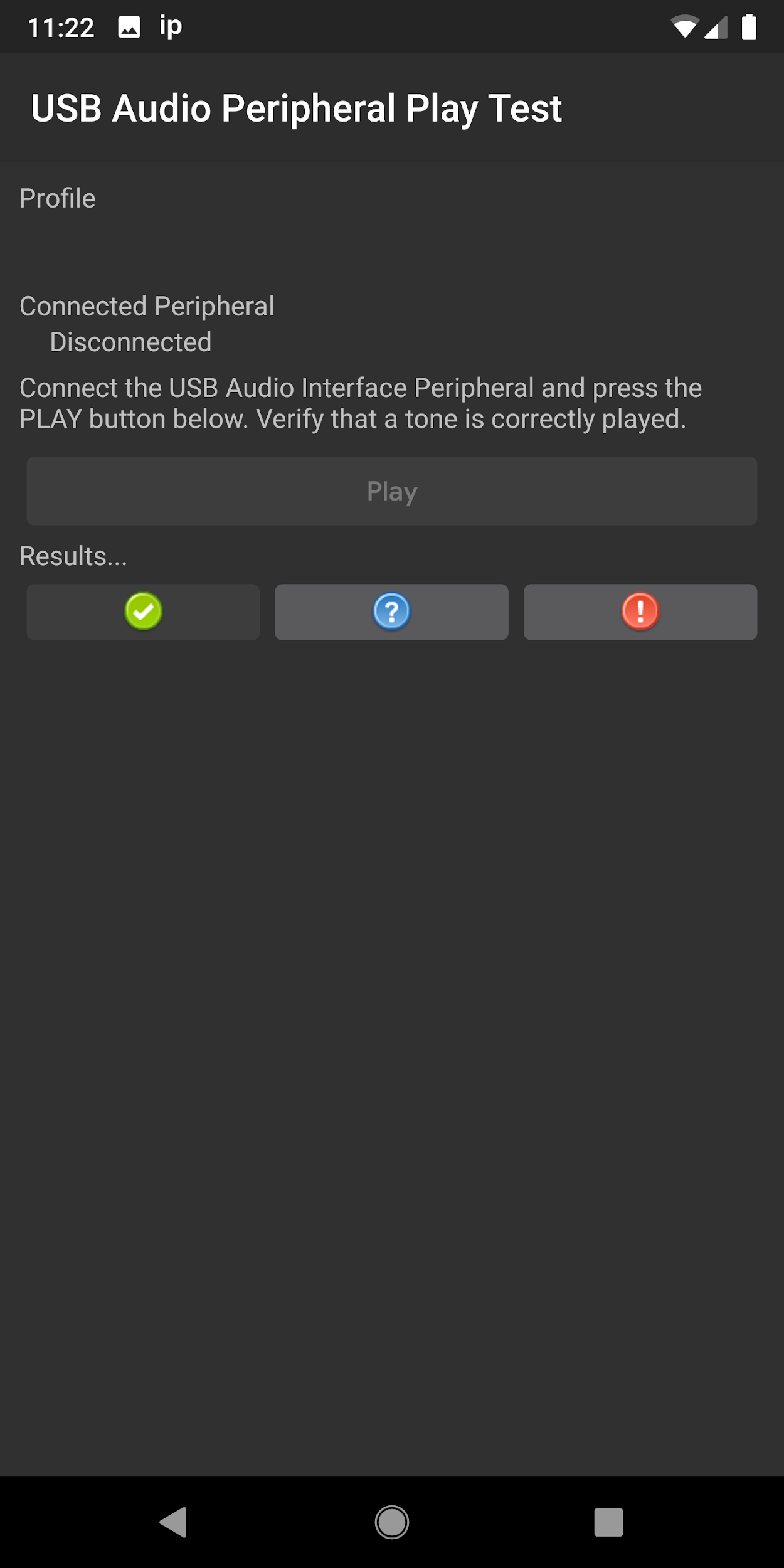 USB Audio CTS Verifier Tests | Android Open Source Project