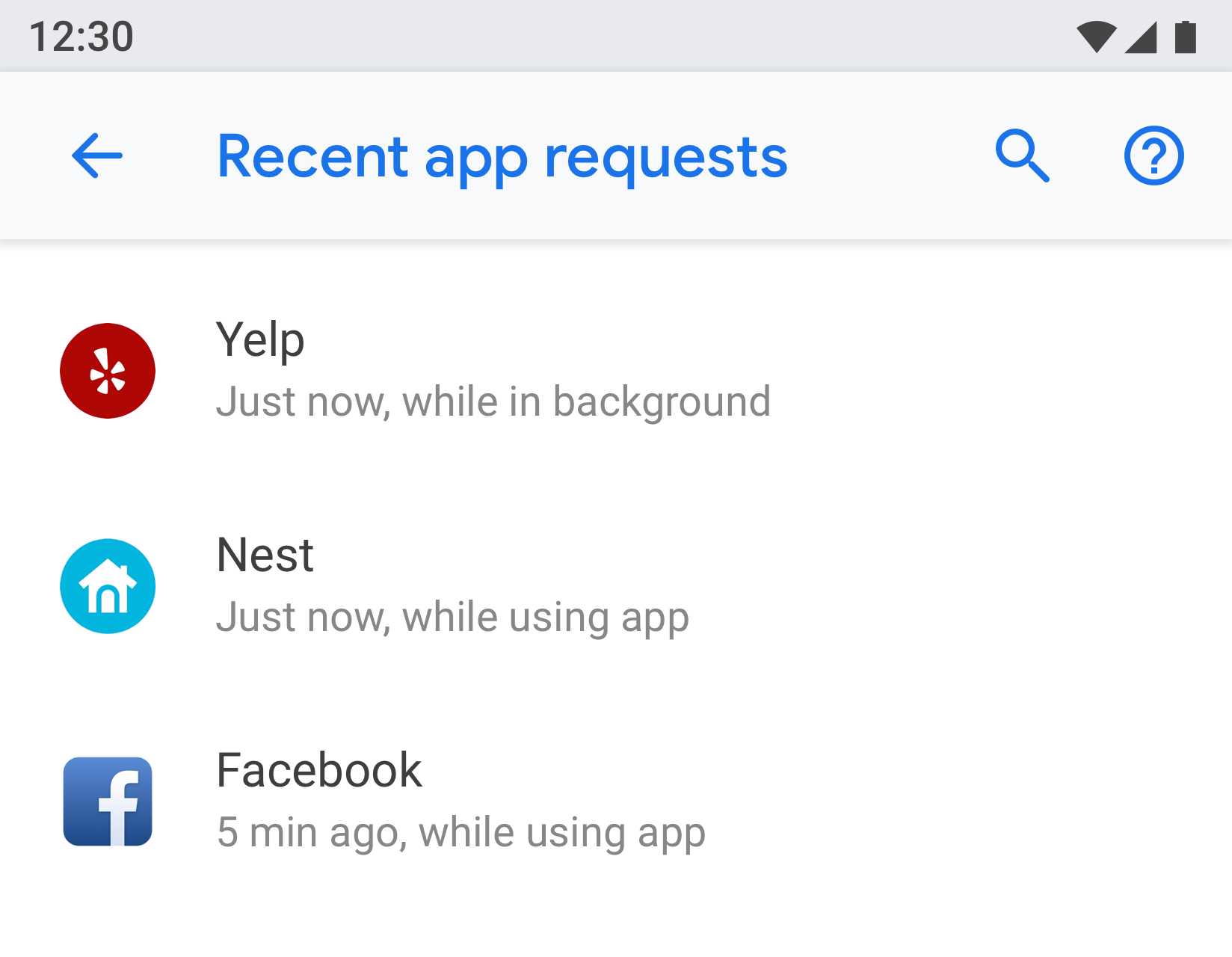 Android Settings Design Guidelines | Android Open Source Project