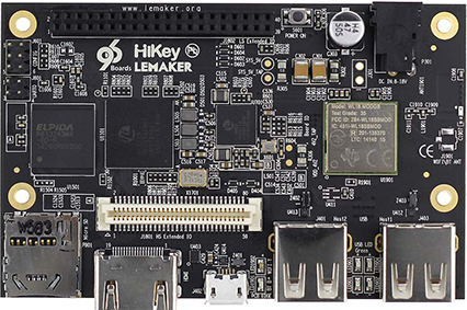 HiKey620 board image